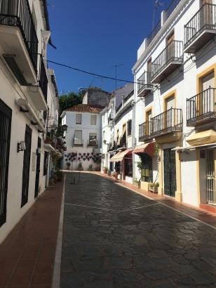 streets empty
